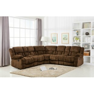 Best Concha Reclining Sectional by Red Barrel Studio Reviews (2019) & Buyer's Guide
