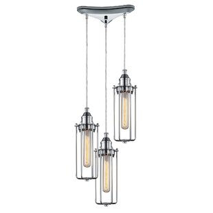 Rawlings Metal 3-Light Pendant..