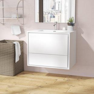 Trieu 29.5 Single Bathroom Vanity Set ByOrren Ellis