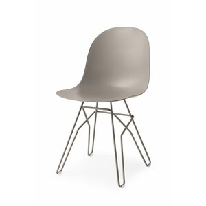 Academy Metal Rod Base Side Chair by Connubia