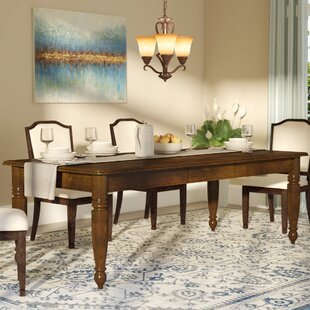 Elwood Key Extendable Dining Table by Darby Home Co Today Sale Only