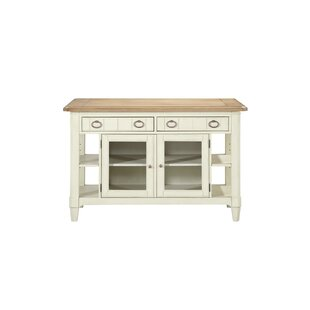 Millbrook Kitchen Island Solid Wood