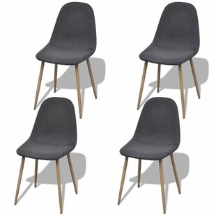 Parkes Upholstered Dining Chair (Set of 4)