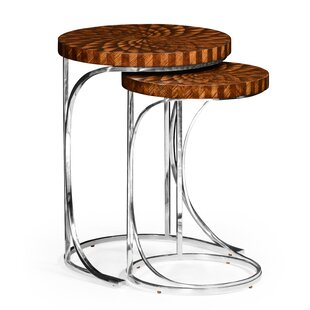 Shop For 2 Piece Nesting Tables by Jonathan Charles Fine Furniture