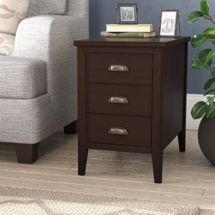 Three Posts Stonington End Table
