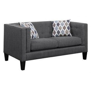 Geraci Loveseat by Ivy Bronx