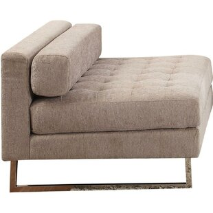 Everly Quinn Tavistock Slipper Chair