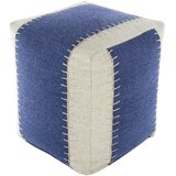 Wawona 16 Rectangle Cube Ottoman by Longshore Tides