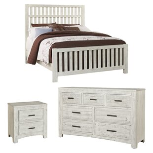 Hernandez Slat Configurable Bedroom Set by Alcott Hill