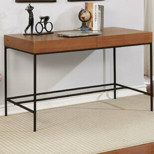 Muskego Industrial Wooden Desk