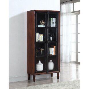 Kraus Wooden Accent Cabinet by Alcott Hill