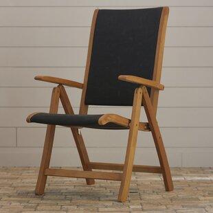 Sabbattus Reclining Beach Chair (Set of 2)