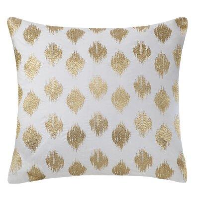 Dot Cotton Throw Pillow