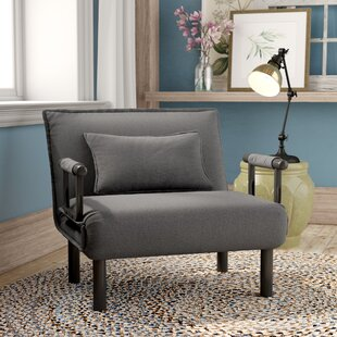 Vickie Convertible Chair by Gracie Oaks