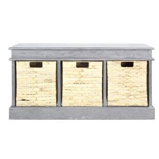 Stafford Storage Bench by Canora Grey
