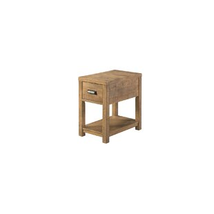 Danielle End Table by Loon Peak