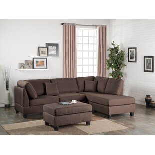 A&J Homes Studio Lucas Sectional