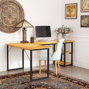 Caine Office L Shaped Computer Desk