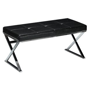 Zio Metal Bench by Cortesi Home