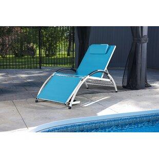 Vivere Hammocks Dockside Sun Lounge Chair