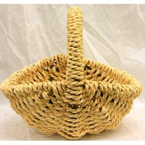 Geschenkkorb aus Seegras von House Additions