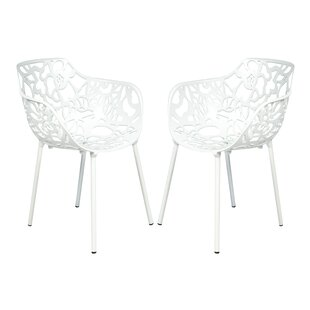 Ollie Patio Dining Chair (Set of 2) by Brayden Studio
