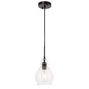 Breakwater Bay Savala 1-Light Novelty Pendant