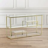 Cayla Console Table by Everly Quinn