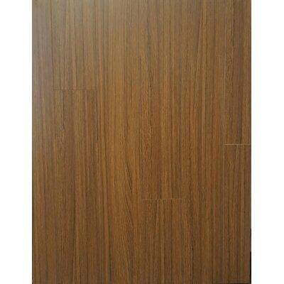Yulf Design Flooring 4 X 32 X 8mm Bamboo Laminate Flooring In