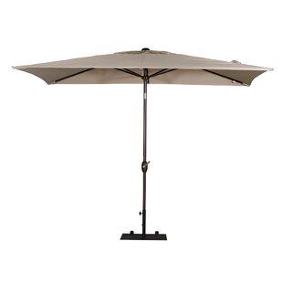 Rectangular Patio Umbrellas You Ll Love Wayfair