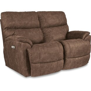Trouper Reclining Loveseat by La-Z-Boy