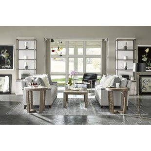 Brookes 3 Piece Coffee Table Set