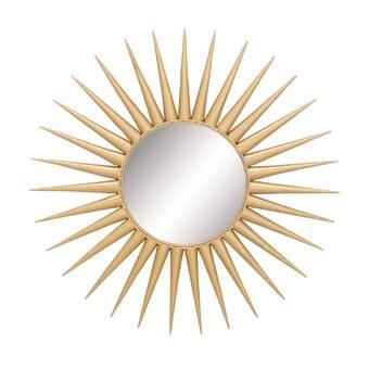 Brayden Studio Karnes Honeycomb Accent Mirror Wayfair