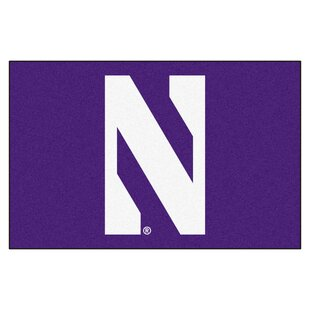 NCAA Northwestern University Starter Doormat By FANMATS