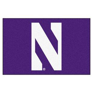 NCAA Northwestern University Starter Doormat ByFANMATS