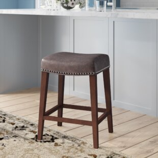 Asner 26 Bar Stool Alcott Hill