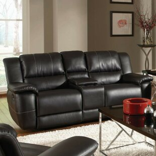 Théo Modern Reclining Loveseat by Red Ba..