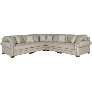 Grandview Leather Modular Sectional