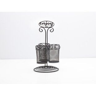 Chit Chat Holder Utensil Crock