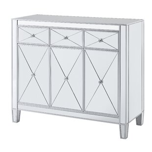 Stgeorge 3 Door Accent Cabinet by House of Hampton