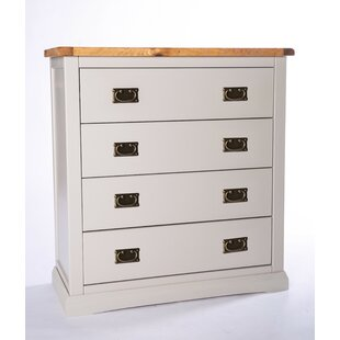 Erikson 4 Drawer Chest By Brambly Cottage