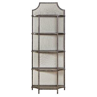 Mikah Standard Bookcase One Allium Way