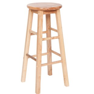 Schulz 29 Bar Stool (Set of 2) August Grove