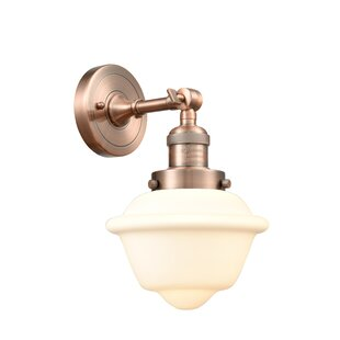 Breakwater Bay Gaspard 1-Light Bath Sconce