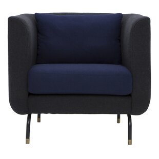 Latitude Run Harrington Barrel Chair