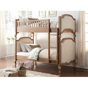 Affordable Seibert Wood Twin Bunk Bed by Harriet Bee Reviews (2019) & Buyer's Guide