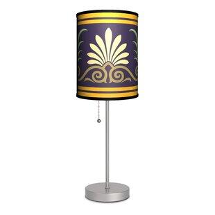 Lamp-In-A-Box Decor Art Greek Honeysuckle 20