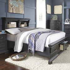 Jenifry Storage Platform Customizable Bedroom Set by Longshore Tides