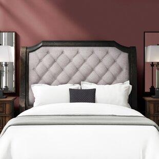 Amoret Upholstered Sleigh Headboard