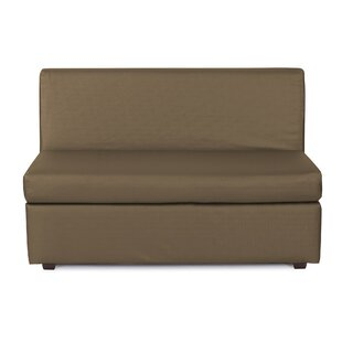 Shop Lakeasha Slipper Loveseat by Orren Ellis